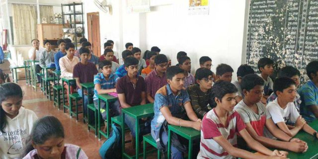 Leadership Awareness to School Students