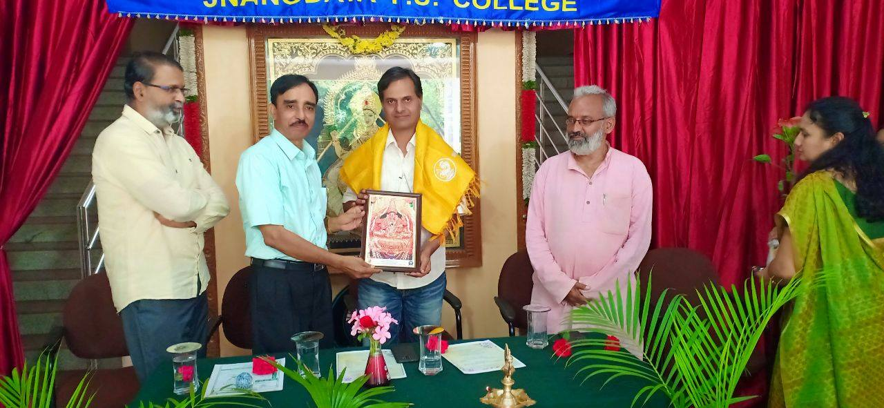 Environment Day Celebration - Yogatma Srihari